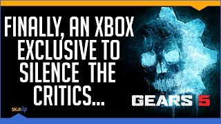 Gears 5 Is So Damn Good... (Xbox One + PC Review) (Video Game Video Review)