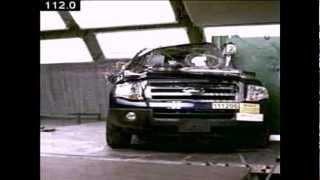 Ford Expedition | 2012 | Pole Crash Test | NHTSA | CrashNet1