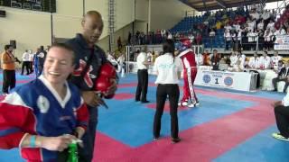 Tarik Cetin v Erdogan Celik WAKO European Championships 2016
