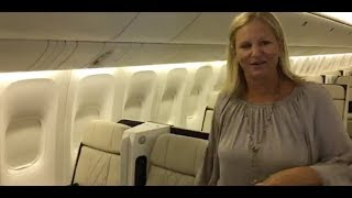 Virtual Tour of Crystal Skye (Boeing 777 Private Jet)