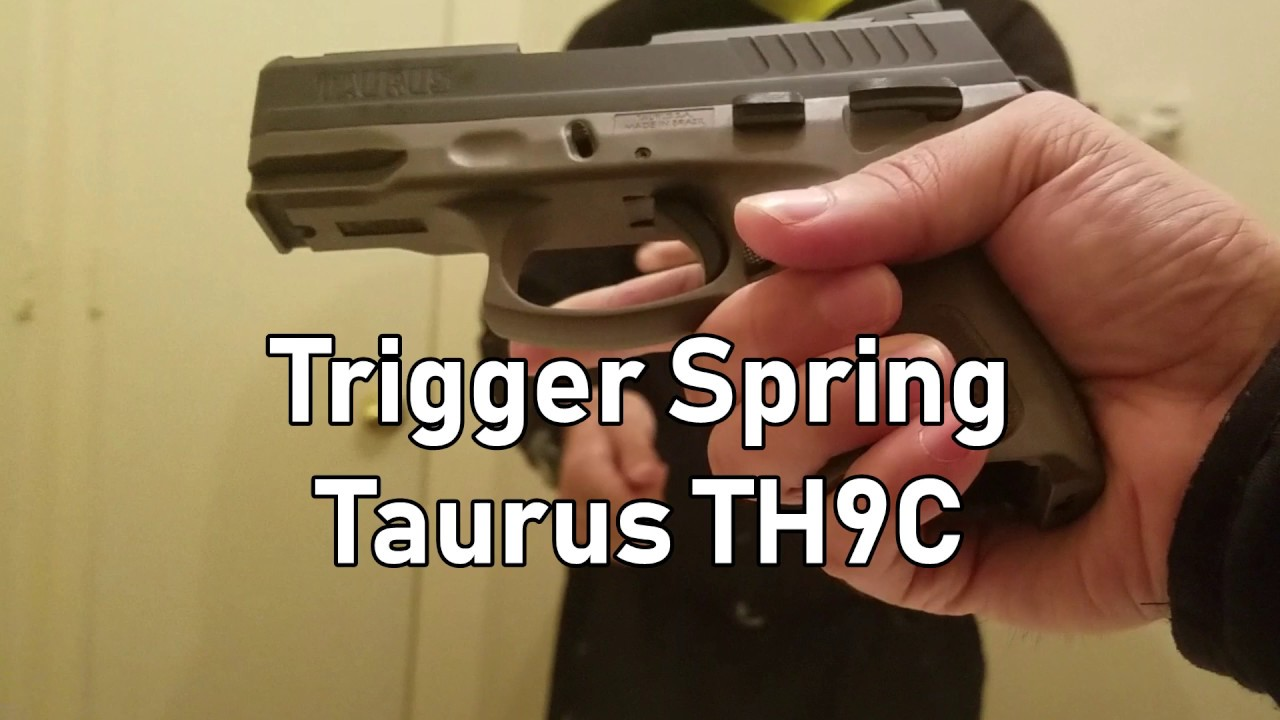 Taurus TH9 9mm Compact Trigger Spring