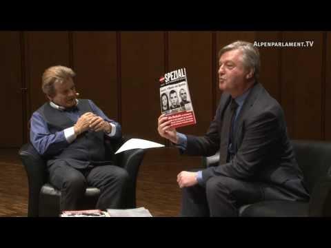 Das Gespenst der braunen Armeefraktion - Jürgen Elsässer im Gespräch mit Michael Vogt