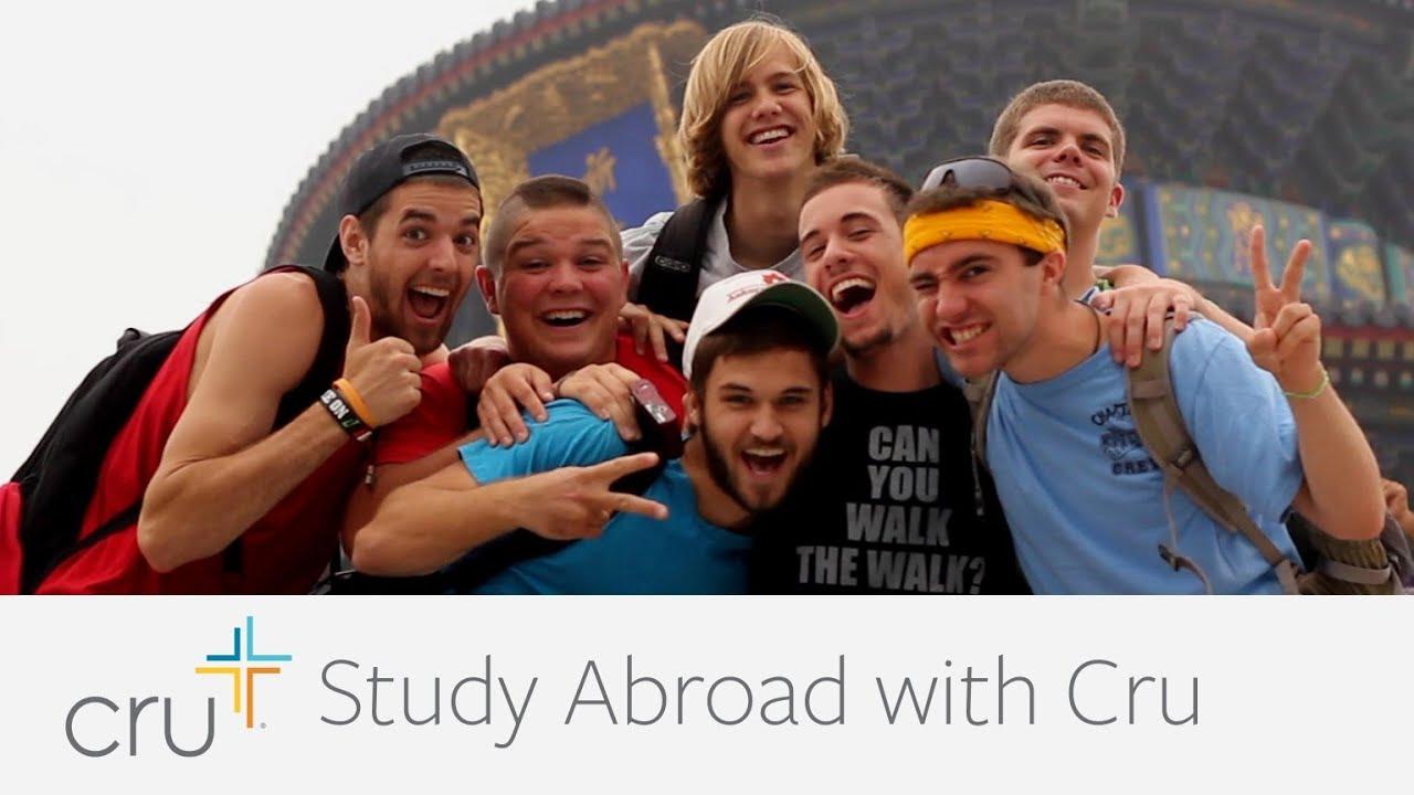 Study Abroad | Cru