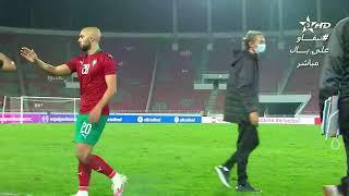 #مباراة_ودية_دولية|#المنتخب_الوطني_المغربي في مواجهة #منتخب_السنغال