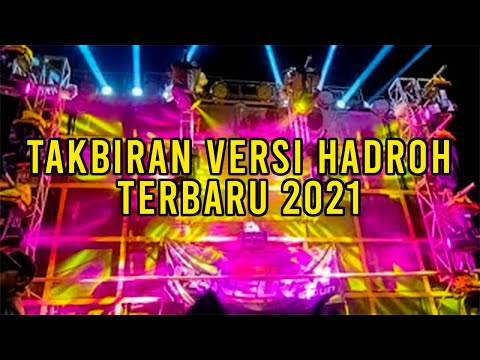 [TERBARU] TAKBIRAN 2019 VERSI HADROH MANTAP GLEERR..