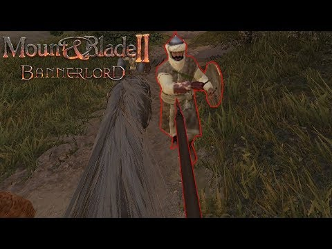 Mount & Blade II: Bannerlord Beta - Cavalry First Person |