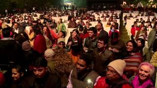 #ZEEJLF 2015: Music Stage- Rajasthani Musicians