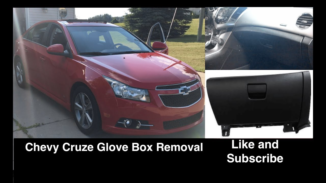 Glove box problem   Chevrolet Cruze Forums