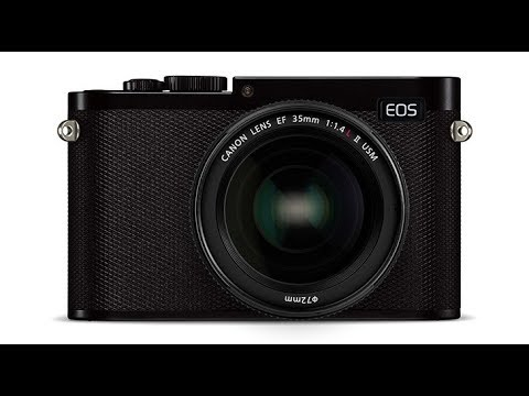 Canon EOS M50 & Mirrorless Full Frame 2018 - YouTube