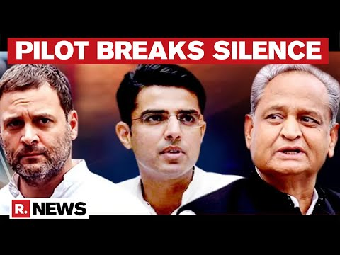 Sachin Pilot Warns Congress & Ashok Gehlot: 'MLAs Are Ready To Fight'