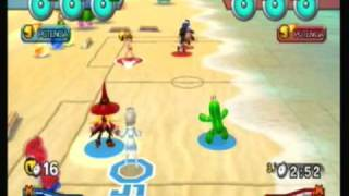 Mario Sports Mix - White Mage/Black Mage/Cactuar
