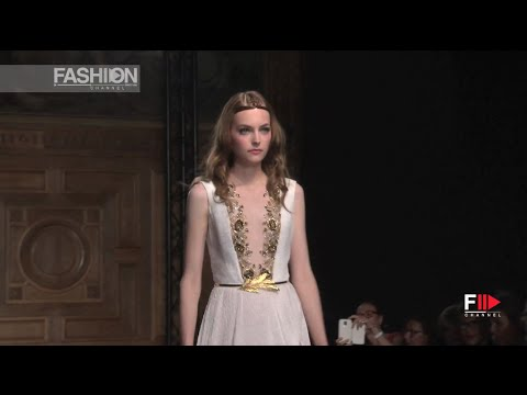 TONY WARD Full Show Haute Couture Fall 2016 Paris by Fashion Channel