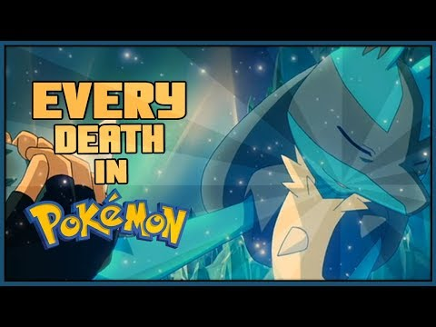 Every Death in Pokémon | Pokémon Anime and Pokémon Movies thumbnail