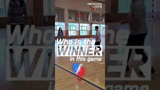 [스파이크볼]Who is the winner in this spikeball game (by.saewoossaem)