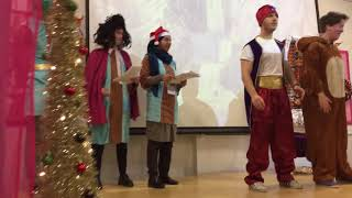 QUEENSBRIDGE PANTO - ALADDIN AND FRIENDS - BRIDGE VERSION