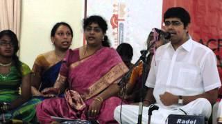Guru Leka Yetuvanti - raagam Gauri Manohari - taalam Kanda Chapu