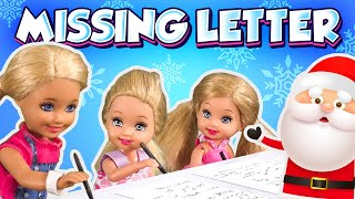 Barbie - The Missing Santa Letter | Ep.188