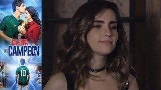 ¡Valeria regresa a la vida de Rey!   La jefa del campeón - Televisa