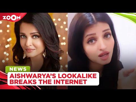 Aishwarya Rai Bachchan's doppelganger Aashita Singh stuns the internet
