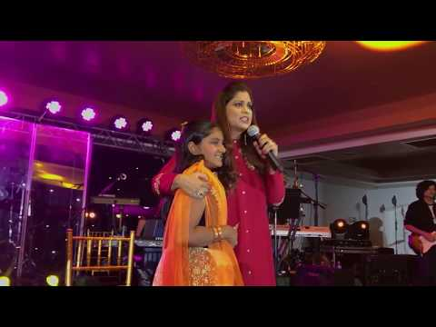 Oct 22, 2017 - Richa Sharma Show- Singing With Her - Maahi Ve