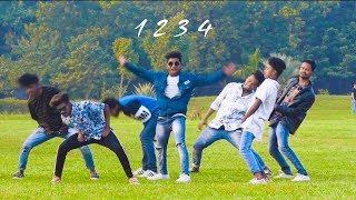 Gambar cover New Nagpri video 1234 Guya mora tiptop(Aashiq BoyZz)  present by BK Production 2019