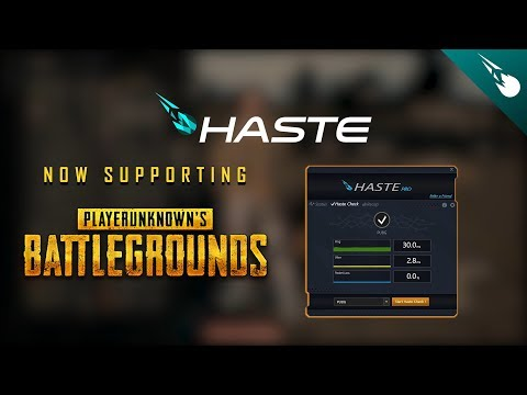 How to Reduce Lag in PLAYERUNKNOWN'S BATTLEGROUNDS - Haste