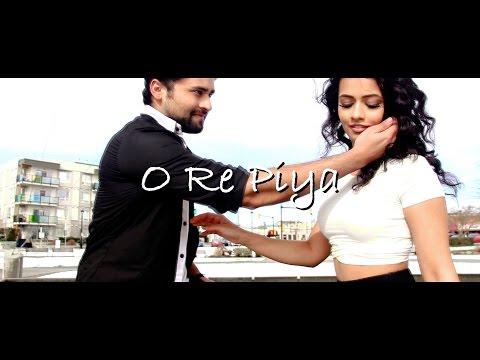 O Re Piya| Nancy Bhullar | Nishant Sharma | Dance Cover | Madhuri Dixit | Rahat Fateh Ali