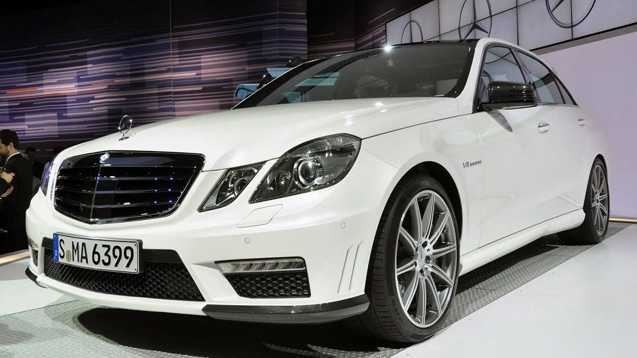 2012 mercedes benz e63 amg 2011 new york auto show youtube for Mercedes benz e63 amg 2012