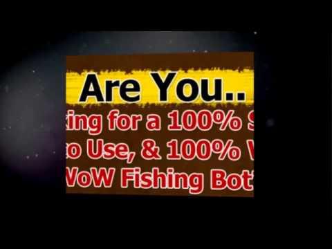 Wow Fishing Bot   World Of Warcraft Fishing Bot