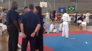17° Campeonato Mogiano kyokushin 2016 アデミールサントス 検索動画 29