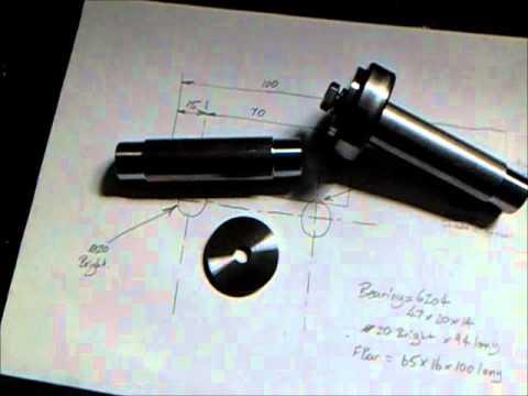 DM Engineering - Making machine skates / rollers