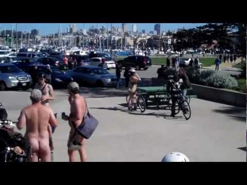 World Naked Bike Ride March 9 2013 (18+)