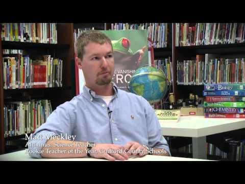 UNCG Middle Grades Teacher Education Program