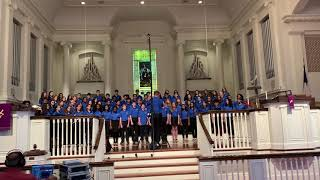 Shut De Do Greg Gilpin GMEA LGPE 8th grade mixed chorus