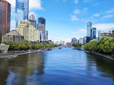Beautiful Melbourne City, Australia