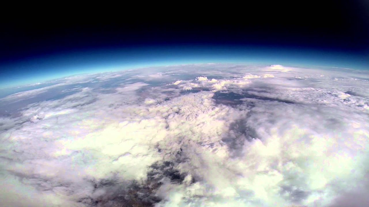 Edge Of Space Commercial Balloon Flights Closer With ...
