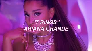 ★日本語訳★7 Rings - Ariana Grande