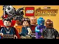 More LEGO Avengers Infinity War sets coming?