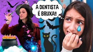 A MENINA QUE TINHA MEDO DE DENTISTA - Julia Moraes