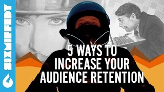 5 Ways To Increase Your Audience Retention #YouTubeTips