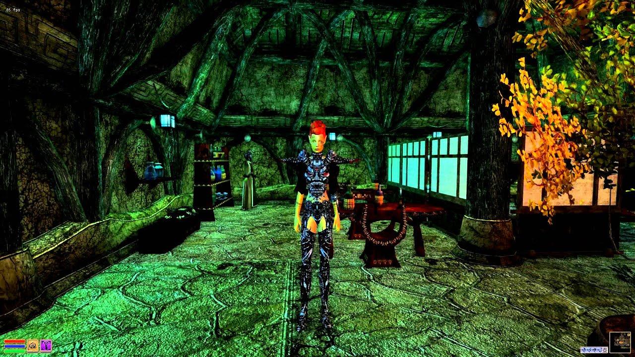 Morrowind porn mods