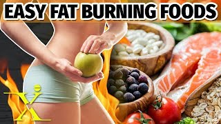 Easy Fat Burning Foods: Super Healthy Foods That Burn Fat