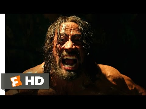 Hercules - Three Wolves For One Lion Scene (7/10) | Movieclips