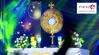 FIESTA 2019 MAY 02 Adoration by Fr. Dominic Valanmanal