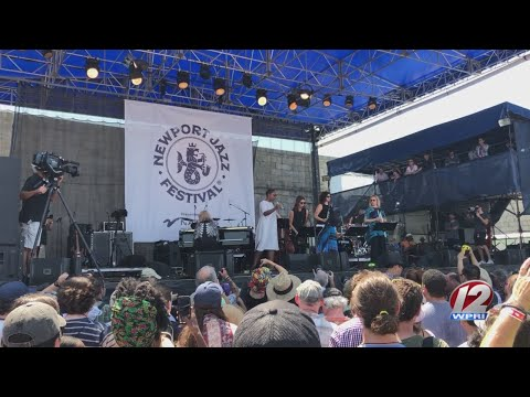 Repeat The Newport Jazz Fest returns for 2019! by