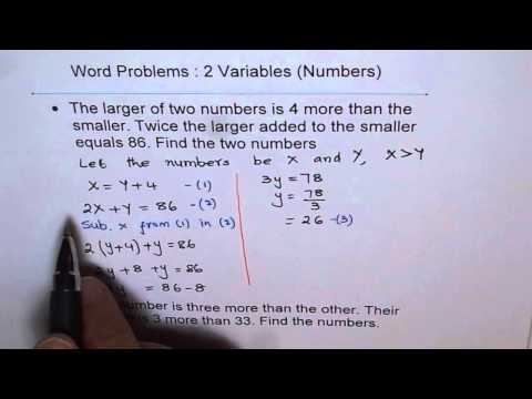 Nickels Dimes Quarters Linear Equation Problem - YouTube