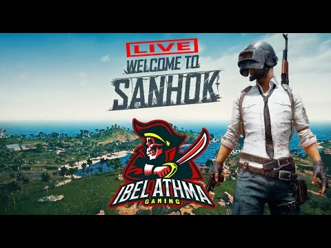 🔴 [LIVE] PUBG MOBILE INDONESIA ULTRA (TGB) - SANHOK  :D