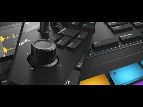 MASCHINE MK3 2.6.9 -  INTERNAL SOUND CARD SAMPLING FROM MP3 / YOUTUBE