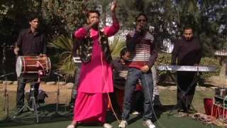 Dhola Ve Dhola punjabi Lok Geet (LiveBhangra Num) Singer Lucky Delhi