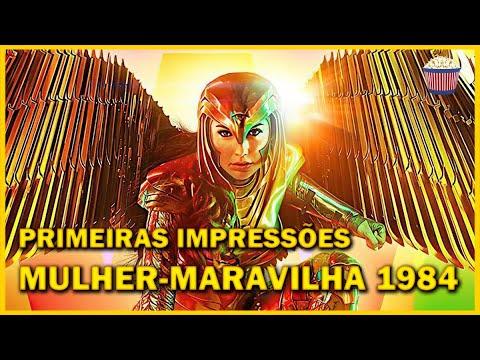 Mulher-Maravilha 1984 é O MELHOR FILME DO DCEU